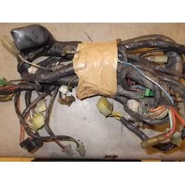 INSTALACION ELECTRICA ZZR 600 91-92