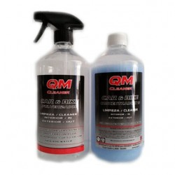 QM CLEANER CAR & BIKE