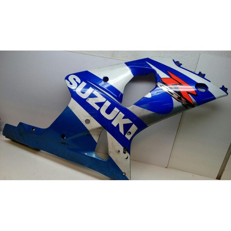 Lateral derecho Suzuki GSXR 1000 2001