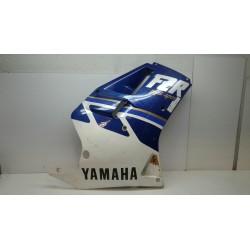 Lateral der Yamaha FZR 1000 Exup 1987
