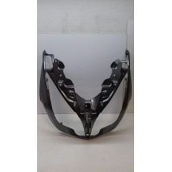 Frontal gris Honda Silver Wing 400