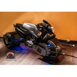 BAT-POD 1.0 COMBAT MOTORBIKE BMW F650 SERIE CINEMATOGRAFICA