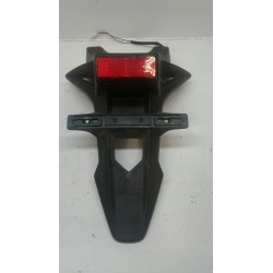 Portamatriculas con luz Suzuki GSXR 1000 2007