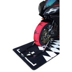 Calentadores de neumáticos para Moto GP