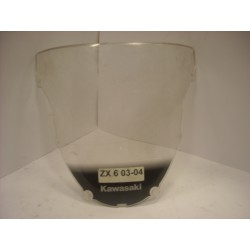 CUPULA ZX6 03-04