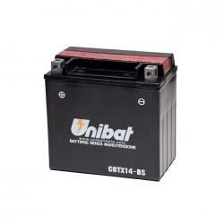 BATERIA YTX14-BS UNIBAT
