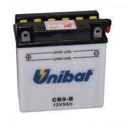 BATERIA YB9-B CB9-B UNIBAT