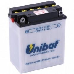 BATERIA YT12A-A CB12A-A UNIBAT