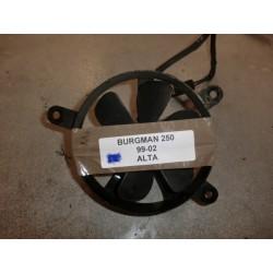 ELECTROVENTILADOR BURGMAN 250 98-02