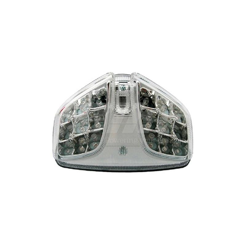 PILOTO LED TRANSPARENTE SUZUKI GSX-R 89737