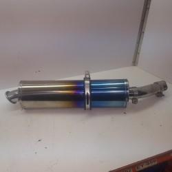 ESCAPE CB500F 2012-  ESTA USADO 500KM