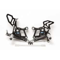 Set de estriberas ZX 10R 11-13