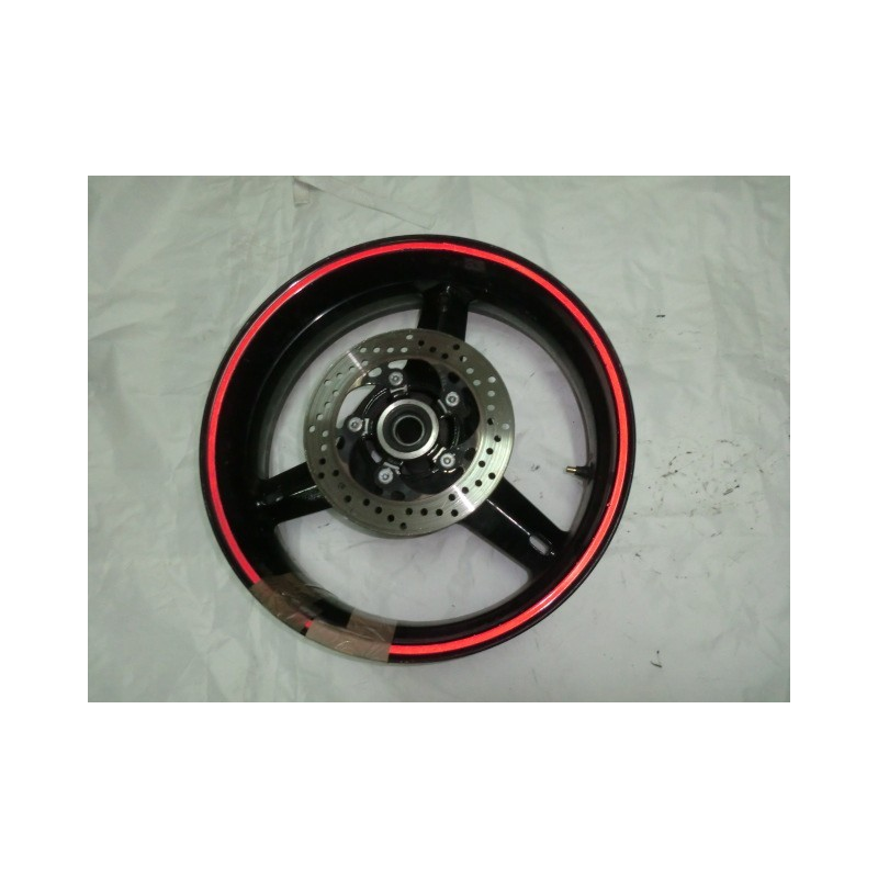 LLANTA TRASERA SV 1000 03-04 / GSXR 1000 04-05 / GSXR 600-750 00-03 NEGRA