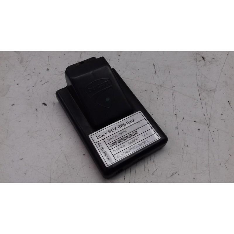 CENTRALITA BLACKBOX MONSTER 821 17-20